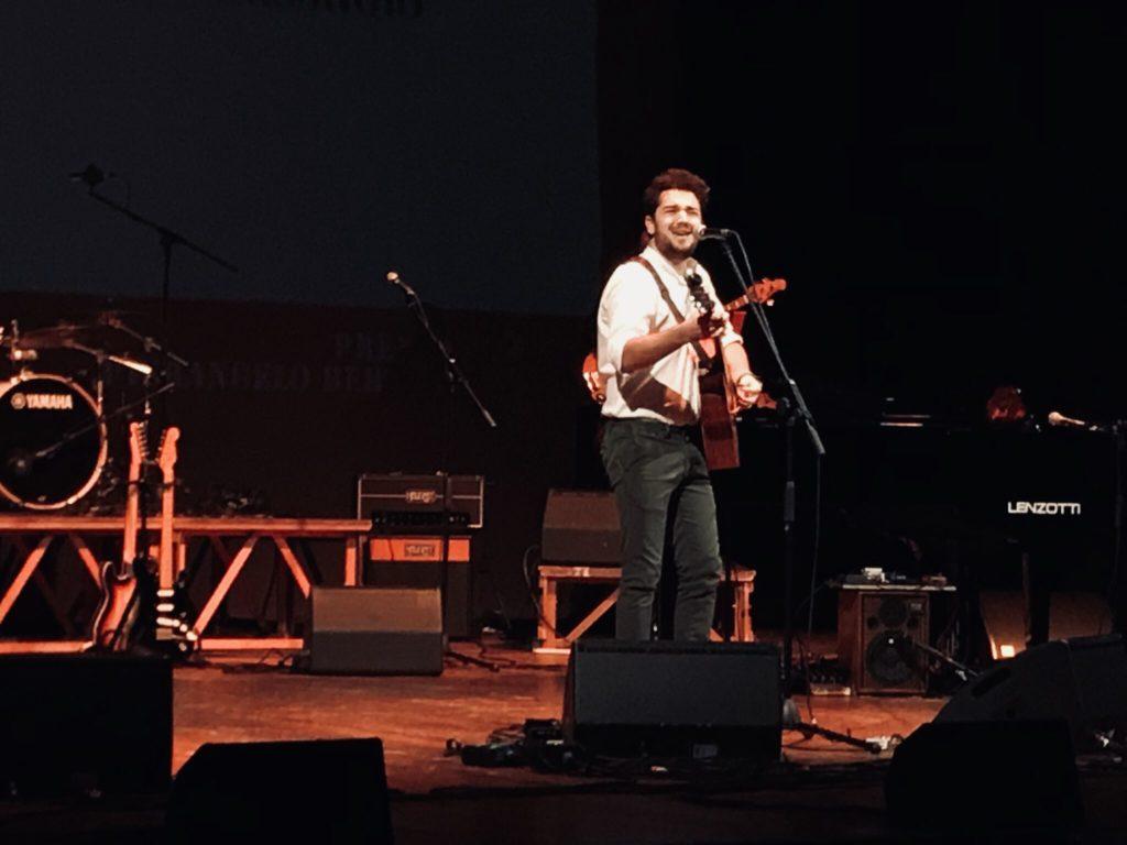 francesco rainiero cantautore